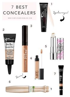 Lately, I've been getting a lot of requests about my daily makeup routine. I know choosing a concealer can be tough, especially since some of the most well-known names come with a hefty price tag. Whenever possible, I always shop from...