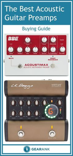 Here's a great guide to acoustic guitar preamps that explains what they are, how they work, and recommends the most highly rated ones to consider buying.
