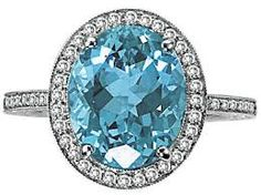 Image result for blue diamond engagement rings tiffany