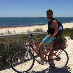 After 3 months in Perth I finally made it to Rottnest Island today also nice to get back on a bike. #rottnestisland #rottnest #island #bike #ride #westernaustralia #WA #australia #Travel #travelling #beach  by ben.meets.world http://ift.tt/1L5GqLp