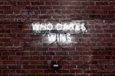 Who Dares, Wins - Neon