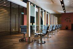 Aveda Lifestyle Salon & Spa by Reis Design, Bristol   UK store design