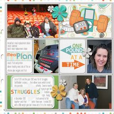 Pocket Life: A New Me, designed by Angie Briggs, Scrap Girls, LLC digital scrapbooking product designer