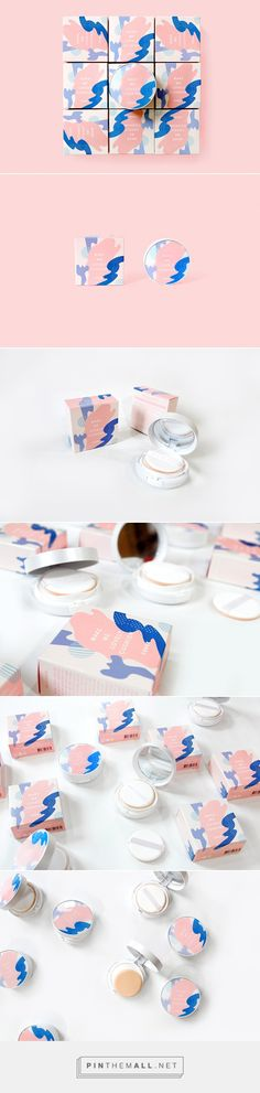 MAKE ME LOVELY CUSHION Packaging by TRIANGLE STUDIO