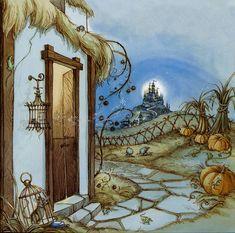 çizgili masallar: Cinderella by Hilary Knight