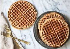 One Degree Organic Foods Oat Waffles Healthy Waffles, Good Food, Yummy Food, Tasty, Sports Food, Sprout Recipes, Flour Recipes, Waffle Iron, Recipe Of The Day