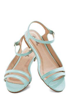 Modcloth Cool Down Sandal