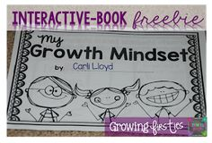 Lisa here, from Growing Firsties & I'm going to share a little bit about Growth Mindset today, which is based on Stanford University psychologist Carol Dweck's work. With a growth mindset, Behavior Management, Classroom Management, Growth Mindset Activities, Growth Mindset Lessons, Leadership Lessons, Habits Of Mind, 7 Habits, Visible Learning, Whole Brain Teaching