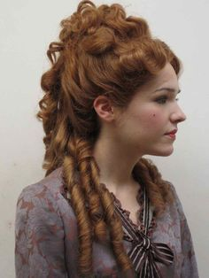waves hair style 1000 images about 18th century 1701 1800 on 7051