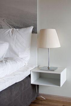 Montana bedside table. #montana #furniture #danish #design #bedroom #table