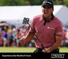 Congratulations to Jason Day on winning the RBC Canadian Open.