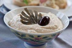 ταραμοσαλάτα λευκή και απέριττη: συνταγή σε 5 λεπτά