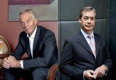 The veteran pols on either side of the vituperative, vertiginous Brexit debate spar.