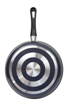 Strada Aluminum Nonstick 8-inch 9.5-inch 10-inch Frying Pans. Blue. 1 Millimeters. (10 inches) ** Find out more about the great product at the image link.