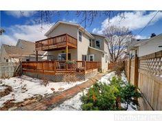 2 story decks --- 4716 30th Avenue S, Minneapolis, MN 55406