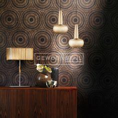 De Clava lamp is een perfecte sfeermaker voor in de hal, woonkamer of slaapkamer. Prachtig design.   Gewoonstijl   www.gewoonstijl.nl
