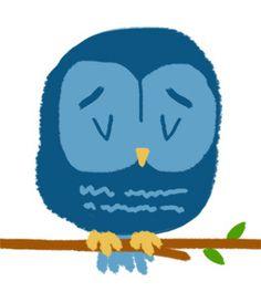 'Sad Small Owl' by Sarah Cowan