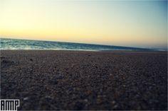 feel the sand under your feet