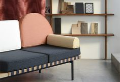 A daybed by Petite Friture