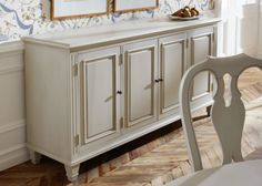 Buy Ethan Allen's Jason Buffet or browse other products in Buffets, Sideboards & Servers. Dining Room Storage, French Country Dining, Furniture Shop, Country Dining Rooms, Adjustable Shelving, Sideboard, Media Cabinet, Custom Furniture, French Country Dining Room