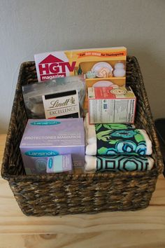 New Dads Gift Baskets And New Dad Basket On Pinterest