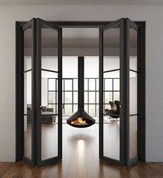 [New] The 10 Best Home Decor (with Pictures) - Architettura&Design- Arte - Home Interiors - Room Divider Doors, Sliding Room Dividers, Whiskey Lounge, Decor Interior Design, Interior Decorating, Sliding Door Panels, Movable Walls, Glass Door, Glass Walls