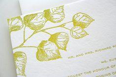 Aspen invitations