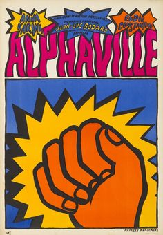 Andrzej Krajewski - Alphaville, 1967 r.
