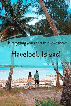 #travelguide #HavelockIsland #AndamanIsland #indiantravelblogger #traveller #beaches #island