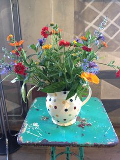 Flowers at Villa Augustus