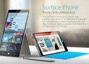 Lee Estas serían las primeras imágenes del Surface Phone