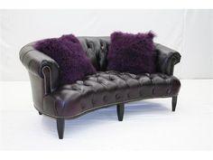 Old Hickory Tannery Living Room Tufted Sofa 1952 - Lenoir Empire Furniture - Johnson City, TN