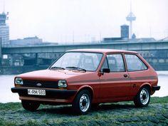 Ford Fiësta (1983).