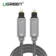 Ugreen Digital Optical Audio Cable Toslink Gold Plated 1m 2m 3m SPDIF Coaxial Cable for Blu-ray CD DVD Player Xbox 360 PS3 AV