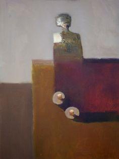 Dan McCaw, 'Unselfish', Oil on Canvas, 40x30 - Anne Irwin Fine Art
