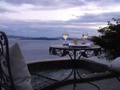 Private Terrace Dinner