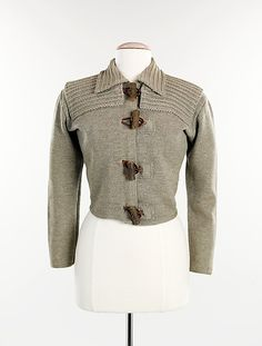 Sweater  Elsa Schiaparelli, 1935  The Metropolitan Museum of Art