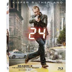 24 heures chrono saison 8 en dvd/blu-ray