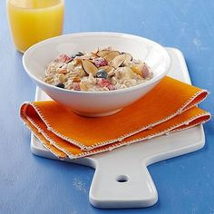 Fruitful Morning Muesli.. Had this at the conference and didnt understand it..