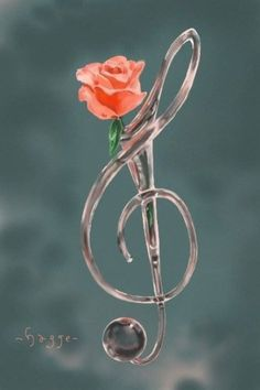 Music symbols ideas treble clef new ideas Music Note Symbol, Music Notes Art, Music Symbols, Music Drawings, Music Artwork, Sound Of Music, Music Is Life, Musica Love, Instruments