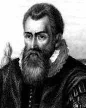 John Napier (Neper), barón de Merchiston (Edimburgo, 1550-4 de abril de 1617) fue un matemático escocés, reconocido por ser el primero en definir los logaritmos. También hizo común el uso del punto decimal en las operaciones aritméticas.
