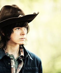The Walking Dead, Our little boy is  growing up.