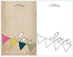 Free Printable Card for Valentines « « TodaysMama TodaysMama