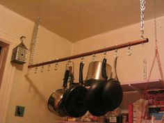 Pots and Pans Holder