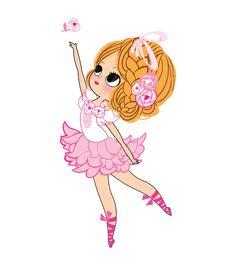 New Dancing Kids Cartoon Ideas Cartoon Cartoon, Cartoon Girl Drawing, Cartoon Drawings, Ballet Illustration, Illustration Mignonne, Cute Illustration, Art Anime Fille, Anime Art Girl, Doodle Drawings