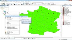 Join data from Polygons to points in ArcGis