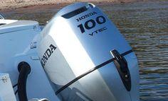 The new Honda Marine engine 100 hp