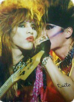 Toshi & Taiji