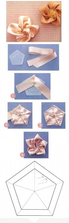 12 CREATIVE  INTERESTING  CRAFTS http://www.fashiondivadesign.com/diy-12-creative-interesting-crafts/ #DIY # crafts #ribbon https://www.retailpackaging.com/categories/74-everyday-specialty-ribbon/products/3019-flora-satin