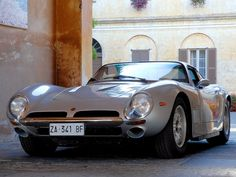 1965–1968 Bizzarrini 5300 GT Strada